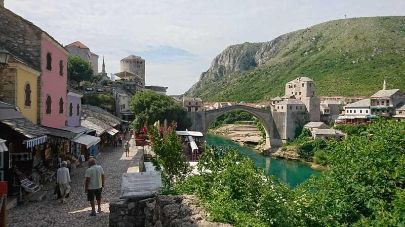 À la recherche du temps perdu en Bosnie-Herzégovine