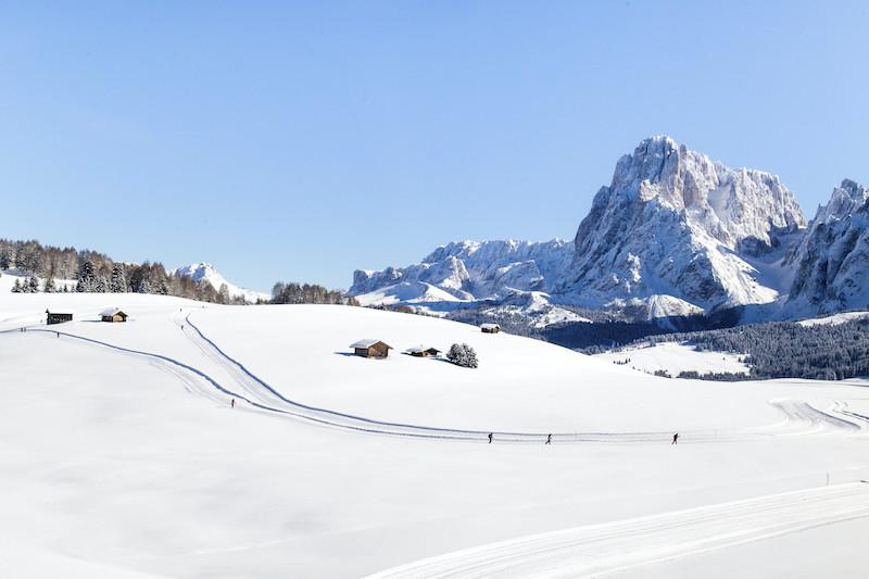 Dolomites, spectaculaires montagnes
