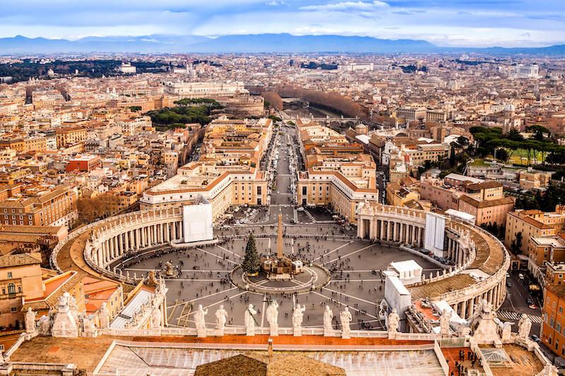 En balade à Rome... avec des guides passionnés