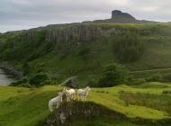 L'île d'Eigg, un petit paradis terrestre ?