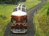 Quand un ex-magnat du charbon crée la 1ère ligne ferroviaire 100% solaire au monde