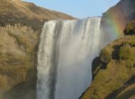 Cascade du Gulfoss en Islande