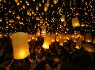 Loy Kratong, festival des lanternes