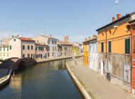 Italie Comacchio