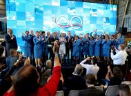anniversaire KLM