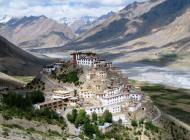 Le monastère de Kye au Spiti