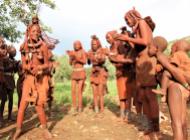 Namibie Himbas