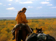 Priscilla Telmon, la chevauchée des steppes