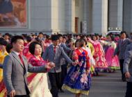 Voir Pyongyang et courir ©M.Tordeur