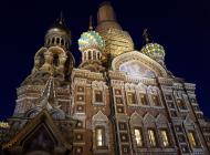 Russie Saint-Pétersbourg cathédrale