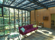 Eden lodge salon mezzanine