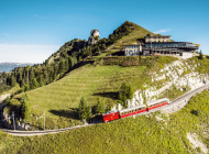 Et si vous partiez cet été pour un voyage en train à travers la Suisse ?