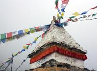Reconstruire un stupa au Népal, Danaé Falcoz, lauréate AVI 2018, nous raconte…