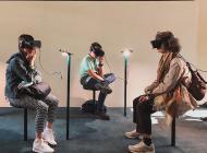 Tourisme virtuel casque réalité virtuelle