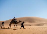 Zineb Datcharry, première femme guide de montagne au Maroc