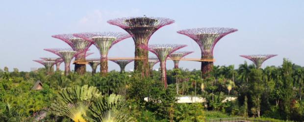 Singapour, la ville du lion sirène