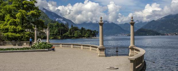 Jardin de la Villa Serbelloni © Benoit Cappronnier