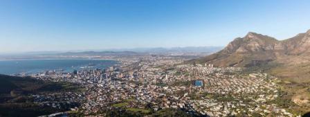 Afrique du Sud pandémie
