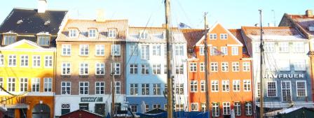 Copenhague Nyhavn