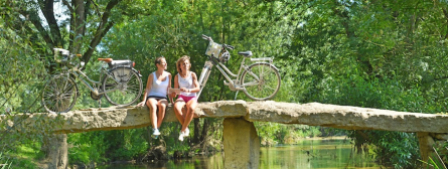 La Vélo Francette®, itinéraire vélo 2018 pour la FFCT !