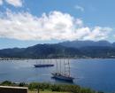 Baie de Prince Rupert, Dominique