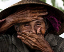 Madame Xong - 78 ans - Hoi An