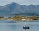 Norvège, les fjords à bord de l'Express côtier ©Christophe Migeon