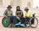 Planet Abled transforme les voyages en Inde ©Planet Abled