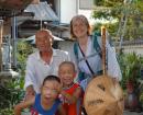 Pèlerinage à Shikoku avec Marie-Edith Laval