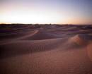 Tunisie lever du soleil