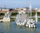Vienne Schonbrunn