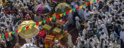 Ethiopie, retour aux sources ©Yann Arthus-Bertrand