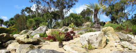 France jardins exotiques Roscoff