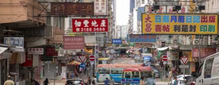 Hong Kong Sham Shui Po
