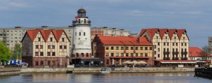 Kaliningrad, un bout de Russie au cœur de l'Europe ©E.Blanchet
