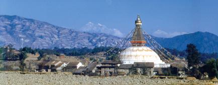 Népal Katmandou