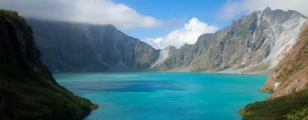 Philippines volcan Bohol
