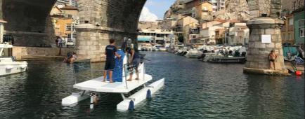 Plastic Odyssey Marseille