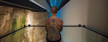tasmanie_musee_mona_homme_tatoue
