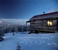 Les cabanes de trappeurs