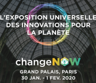 ChangeNow 2020 Paris
