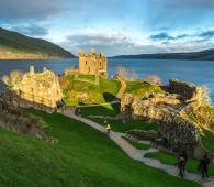 Écosse Loch Ness