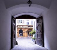 Autriche Graz boulangerie