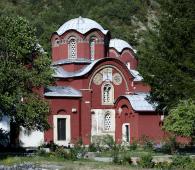 Kosovo monastère