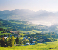 Vorarlberg montagnes