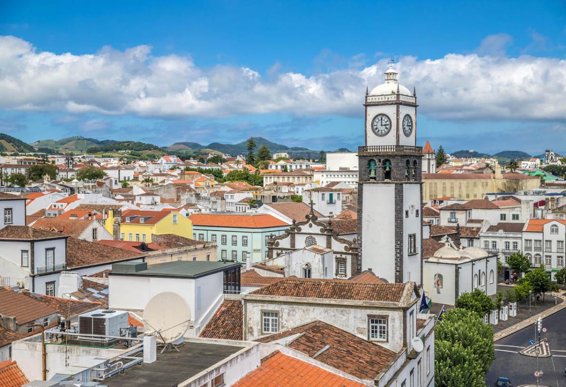 Açores histoire