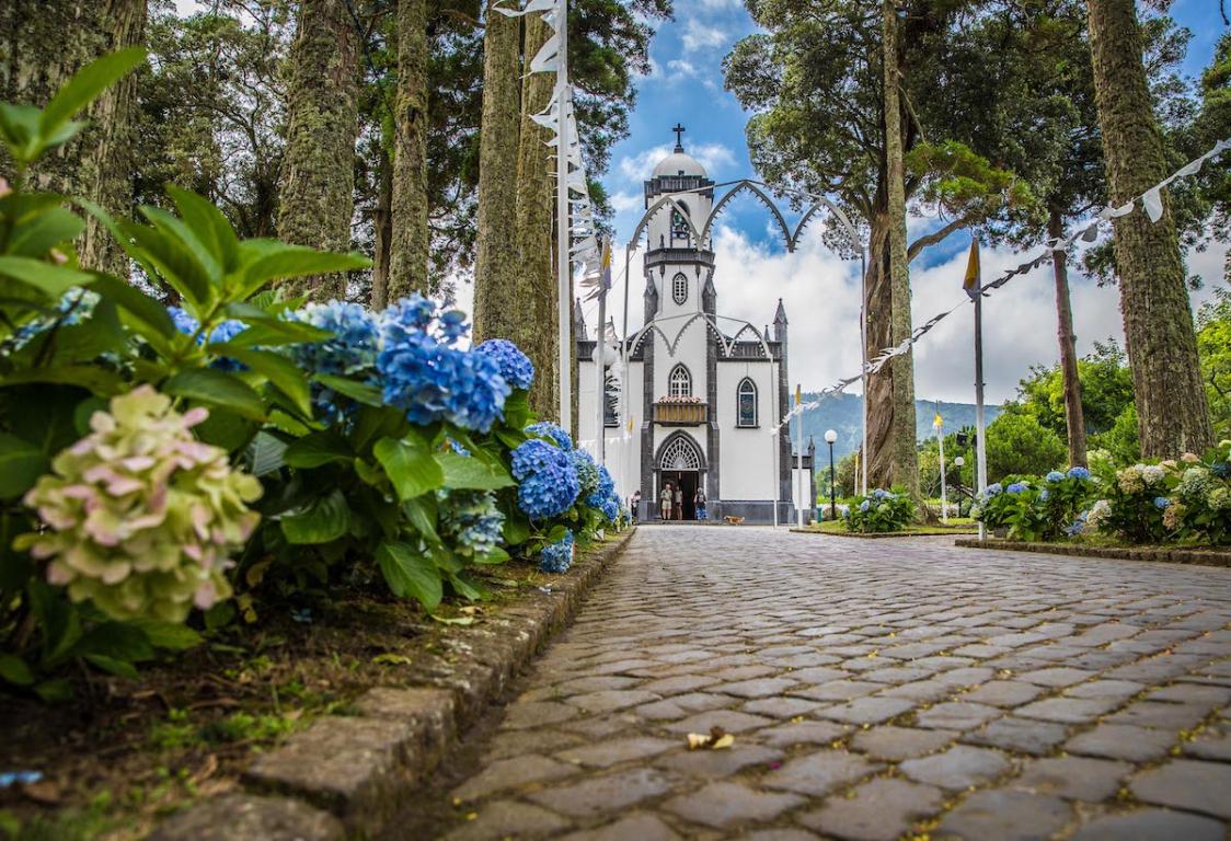 Açores villages typiques