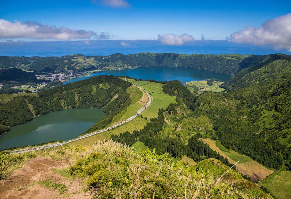 Açores volcan