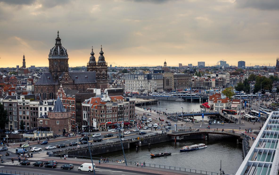 Amsterdam, autrefois première place financière du monde