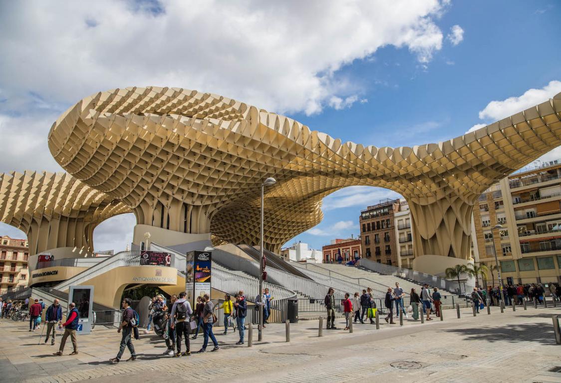 Andalousie Plaza de España